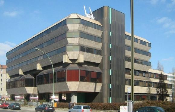 Ambassade tchèque, Berlin, Allemagne