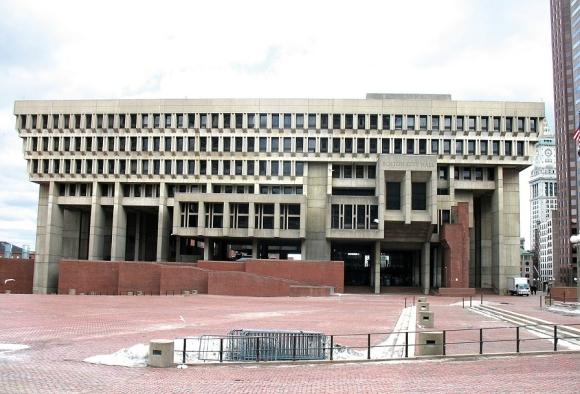 Hôtel de ville de Boston, USA