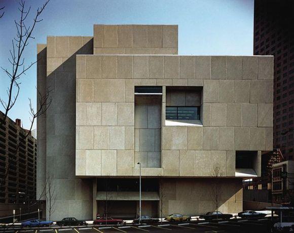 marcel breuer bibliothèque d'Atlanta