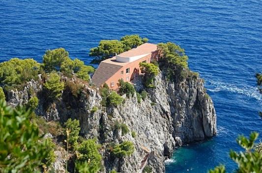 Capri-villa-Malaparte