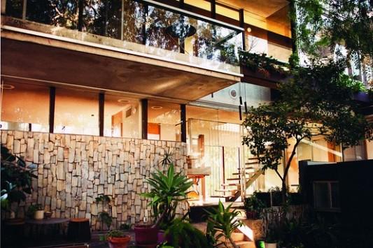 Van_der_Leeuw_Research_House_interior_richard_neutra