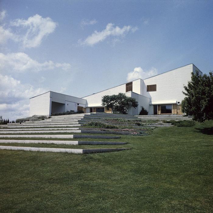 Les 25 plus célèbres maisons d\'architectes construites de 1940 à ...