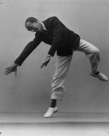 Martin Munkacsi- Fred Astaire, 1936