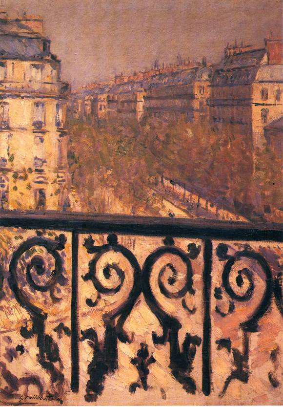Caillebotte_a-balcony-in-paris-1881